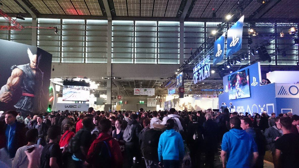 La PGW attire beaucoup de monde !