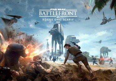 Star Wars Battlefront - Rogue One: Scarif