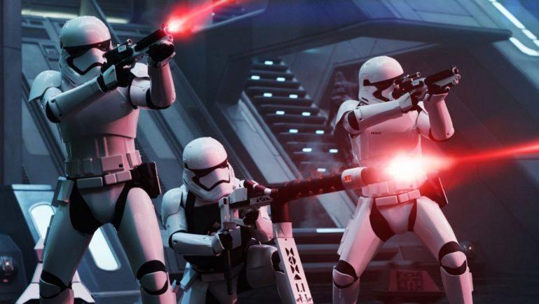 Star Wars Battlefront 2 confirmé par EA pour 2017