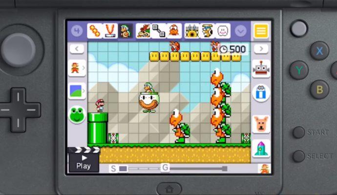 Création de niveau Super Mario Wolrd