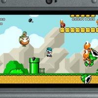 Jouer dans Super Mario Maker for Nintendo 3DS