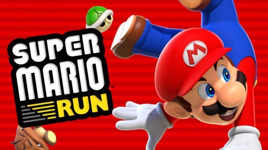 Acrobatie Super Mario Run