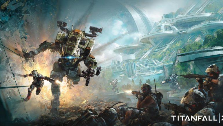 Titanfall 2 - Le premier DLC gratuit arrive fin novembre