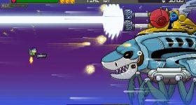 Boss 101 robot requin