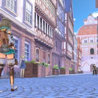Atelier Firis: The Alchemist and the Mysterious Journey (02)