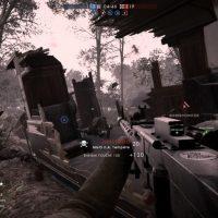 La forêt d'Argonne Battlefield 1