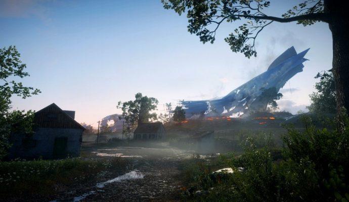 Battlefield 1 l'Ombre du Géant - bilan 2016