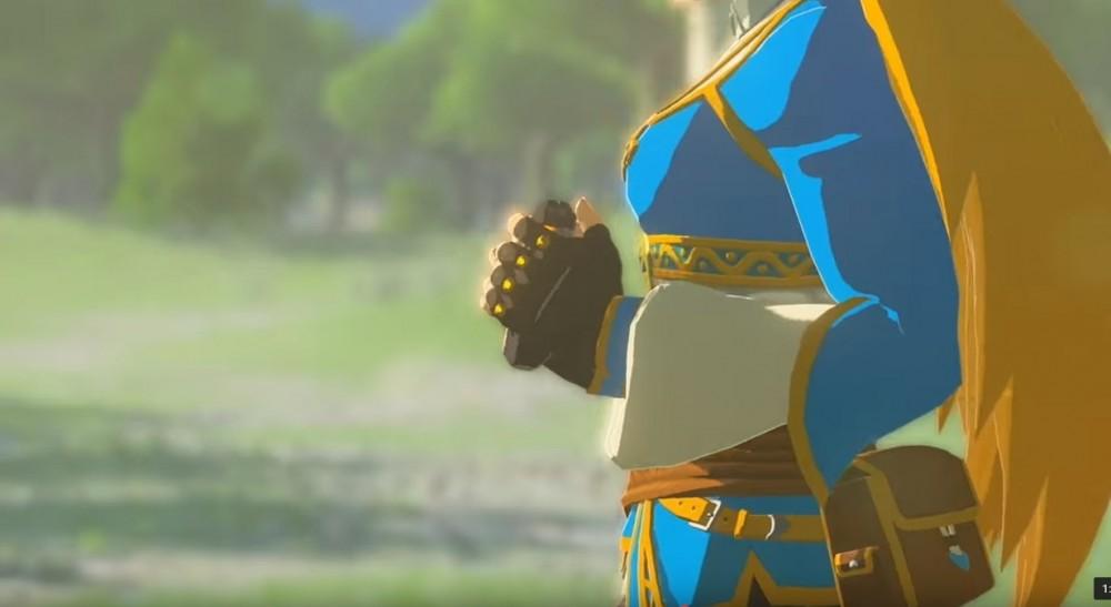 Princesse Zelda ?