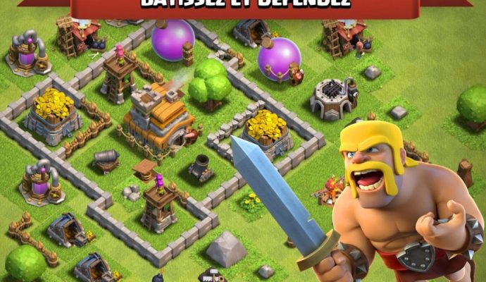 Clash of Clans interdit en Iran
