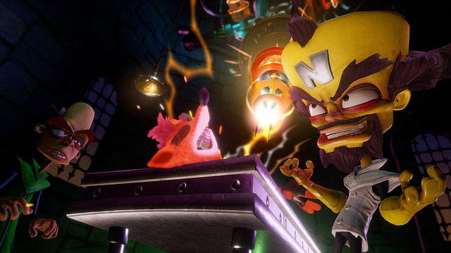 Crash Bandicoot - Les trois premières aventures remasterisées