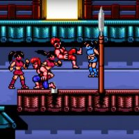 Double Dragon IV Billy Jimmy Lee