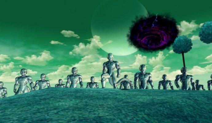 Dragon Ball Xenoverse 2 armmée de Freezer