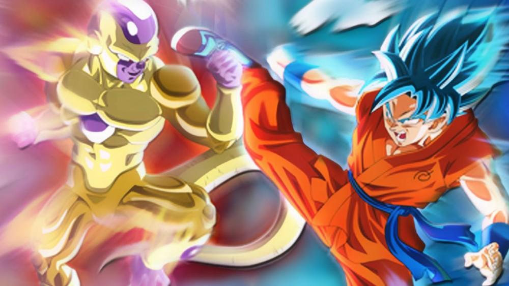 Dragon Ball Xenoverse 2 Freezer doré