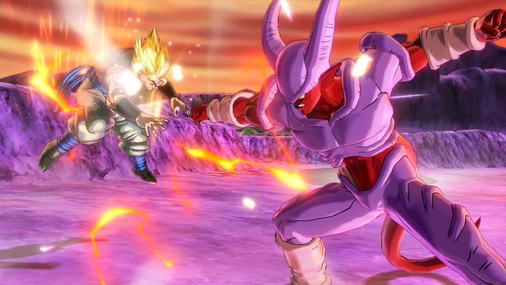 Dragon Ball Xenoverse 2 Saiyan