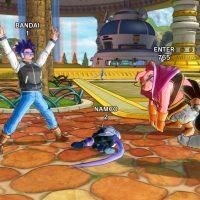 Dragon Ball Xenoverse 2 groupe Conton