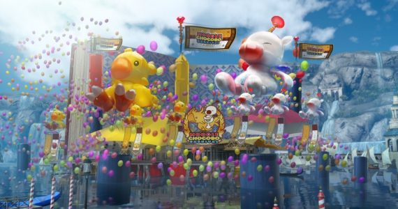 Final Fantasy XV - Contenu du printemps