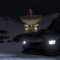 Subaru Forza Horizon 3 Blizzard Mountain
