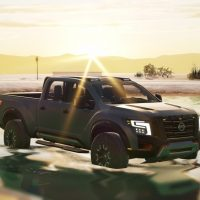 Nissan Titan Forza Horizon 3 Blizzard Mountain