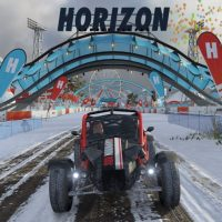 Ariel Nomad Forza Horizon 3 Blizzard Mountain