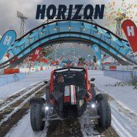 Ariel Nomad Forza Horizon 3 Blizzard Mountain