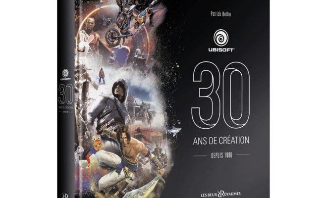 ubisoft 30 ans Le livre