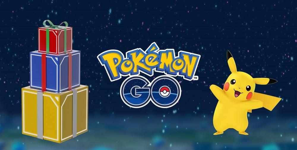 Pokémon Go cadeaux