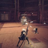 Preview NieR: Automata LightninGamer (01)