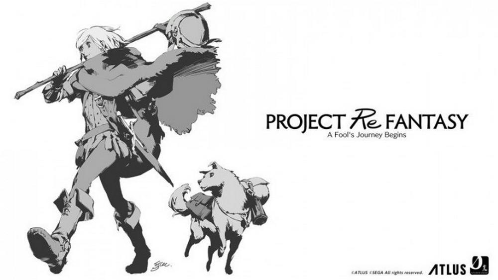 Image Project Re Fantasy, nouveau projet d'Atlus