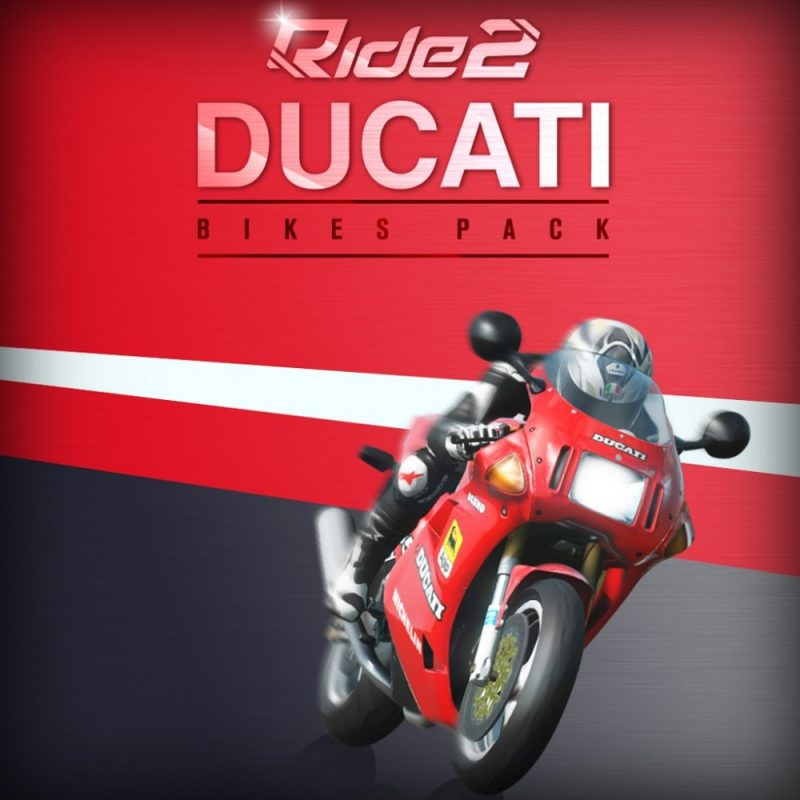 Ride 2 - Pack Motos Ducati