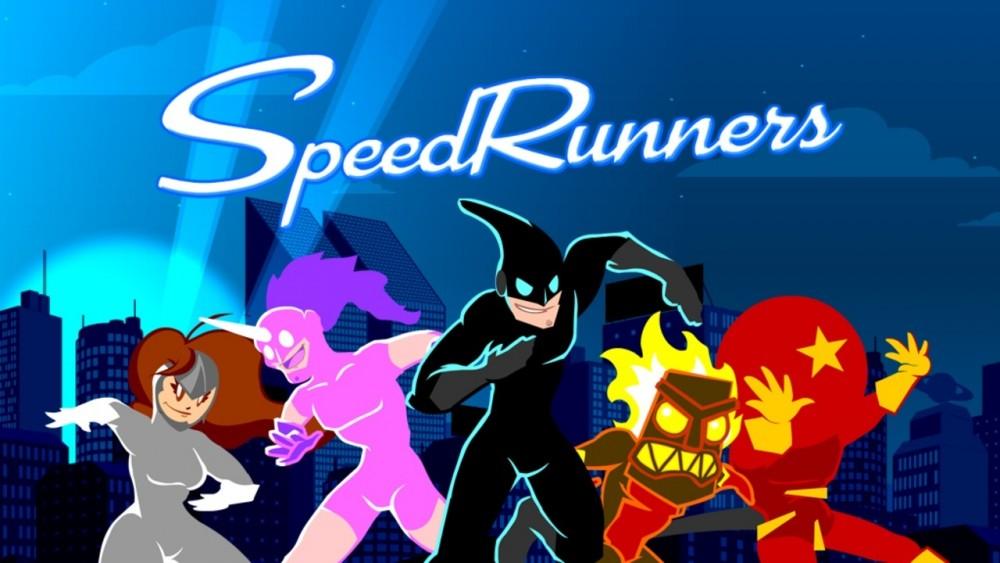 Speed Runners 5 speedrunners