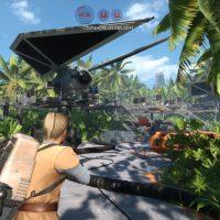 Star Wars Battlefront Rogue One Scarif TIE Stricker