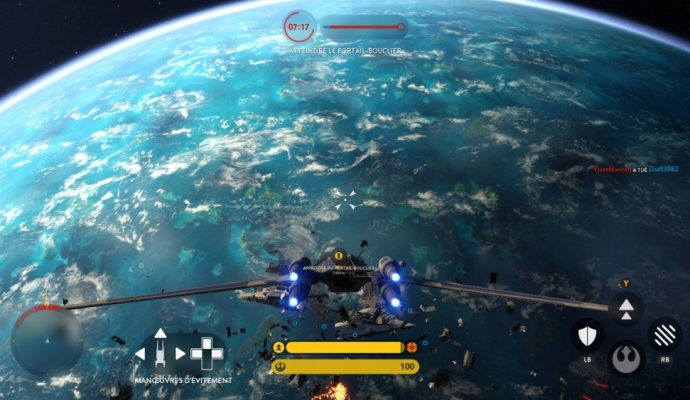 Star Wars Battlefront Rogue One Scarif U-Wing