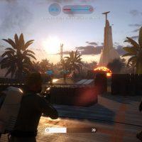 Star Wars Battlefront Rogue One Scarif Plage Scarif