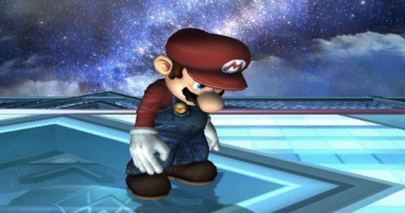 Super Mario Run triste