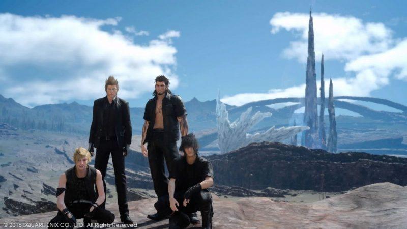 Test Final Fantasy XV - LightninGamer (03)