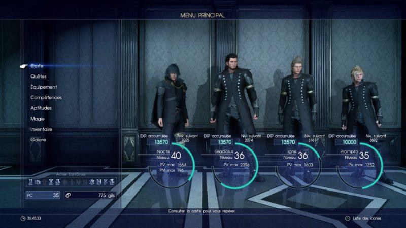 Test Final Fantasy XV - LightninGamer (17)