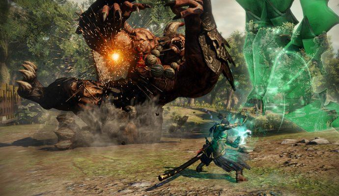 Toukiden 2 - Combat Oni