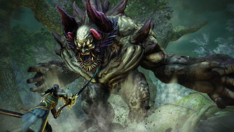 Toukiden 2 - Attaque de Démon