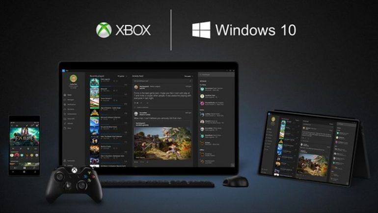Windows 10 mode joueur