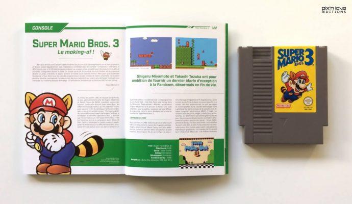 Pix'n Love #30 The Legend of Zelda - Super Mario Bros. 3