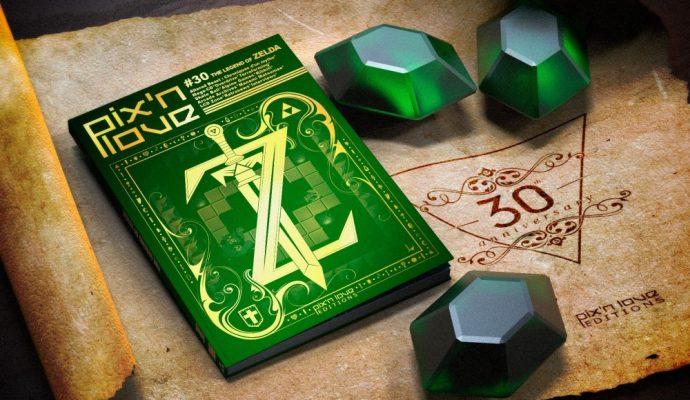Pix'n Love #30 The Legend of Zelda - Collector