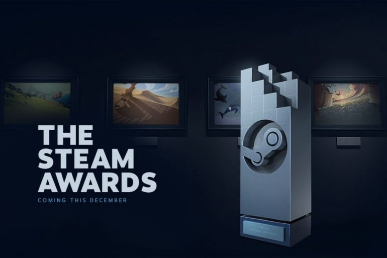 Cérémonie des Steam Awards