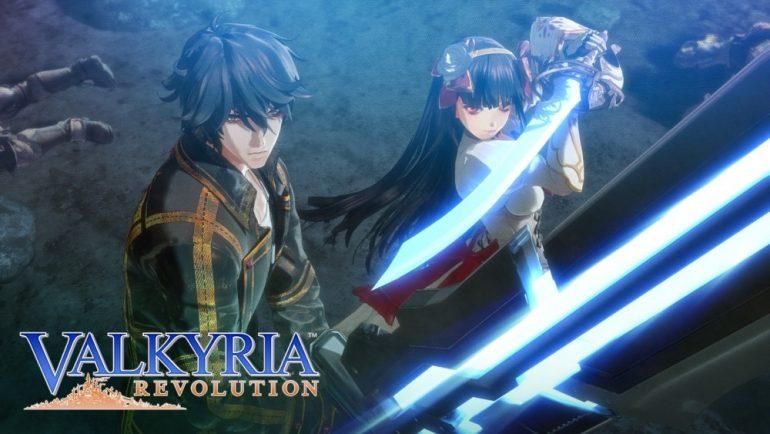 Valkyria Revolution : personnages égéries