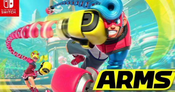 ARMSA sur Nintendo Switch