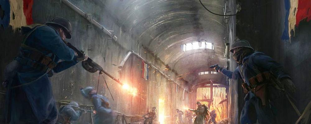 Dice dévoile un peu plus de contenu sur Battlefield 1 : They Shall not Pass, leur prochain DLC