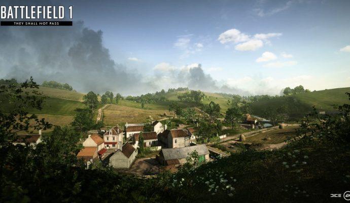 Map de Battlefield 1