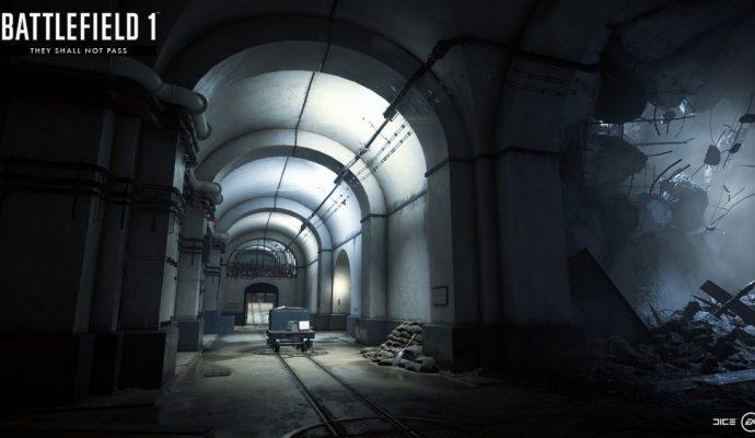 Map Battlefield 1