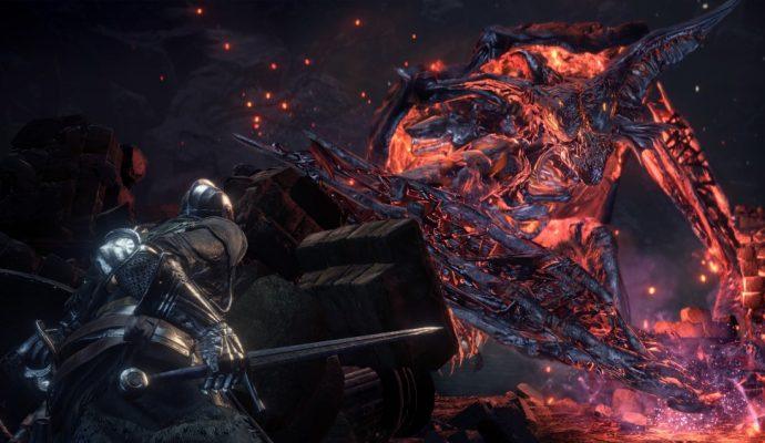 Dark Souls 3 - The Ringed City Boss