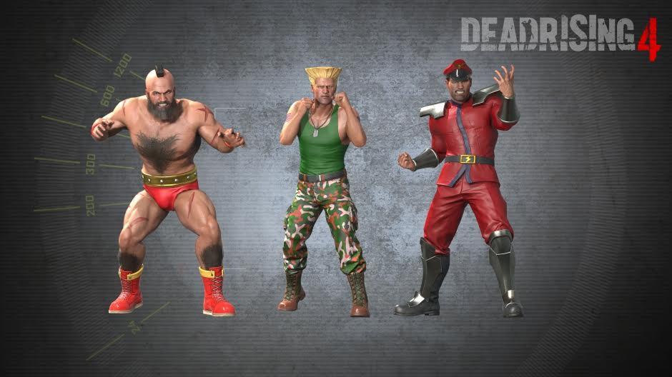 Un aperçu des skins Street Fighter