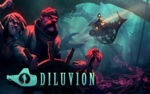 Image d'illustration : Diluvion : Embarquez pour une aventure subaquatique !